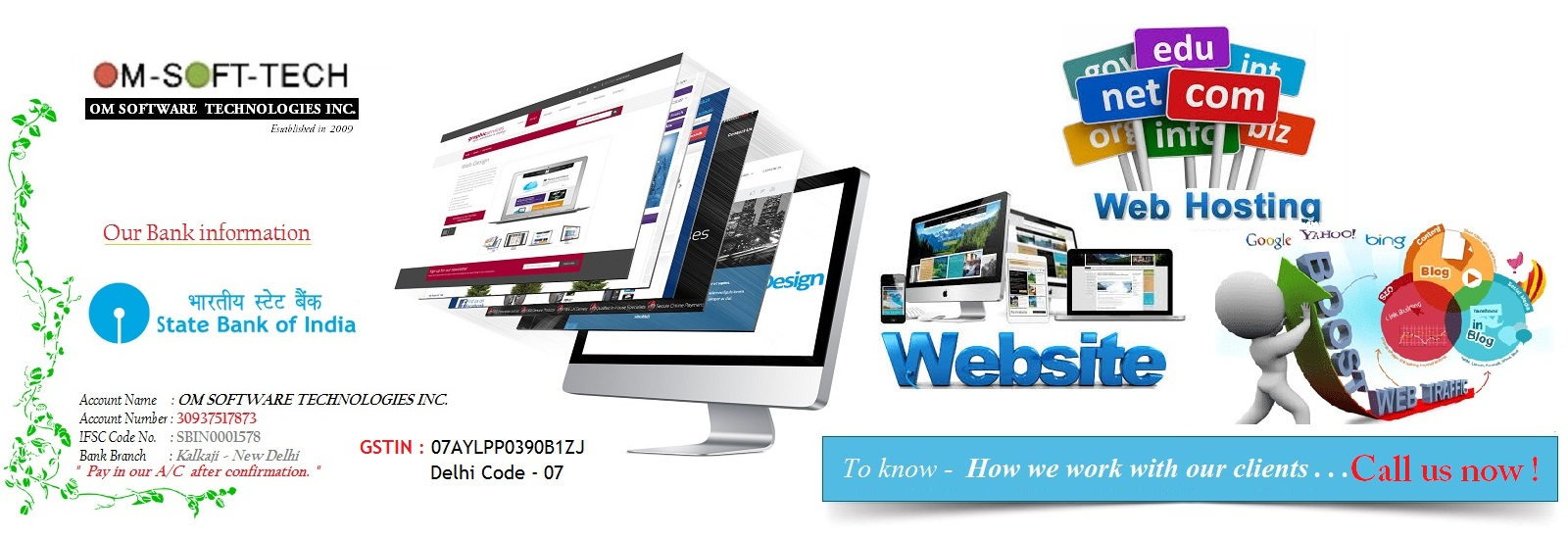 Website Designing company in Delhi 9818820411, Web